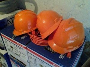 construction safety data cabling