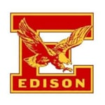edision school district jersey logo network cabling