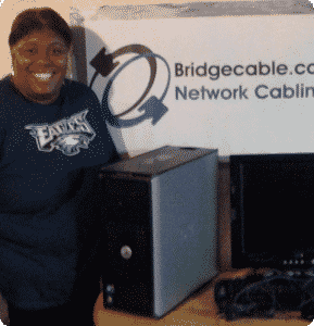 philadelphia network cabling donation free 12