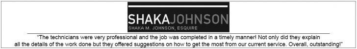 shaka johnson