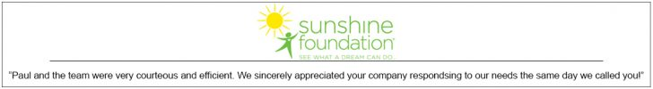 sunshin foundation