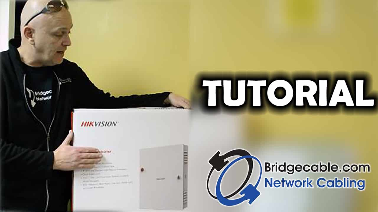 TUTORIAL Hikvision Access Control Review and Tutorial