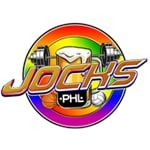 jocks bar phl philly philadelphia logo network cabling