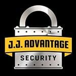 jj advantage security cinnaminson jersey logo network cabling