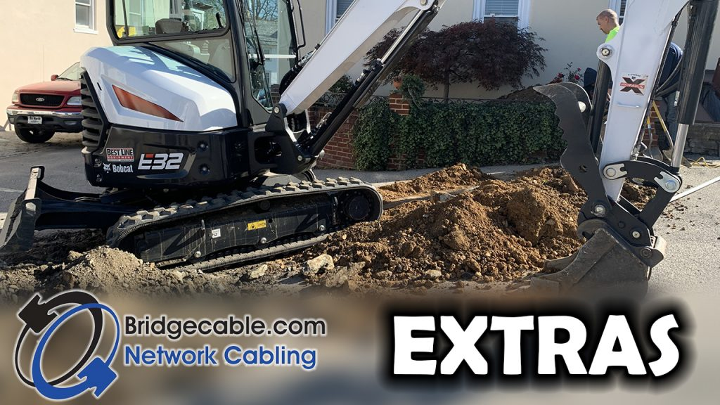 EXTRAS Call 811 Before You Dig