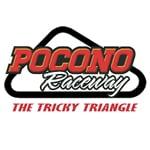 pocono raceway logo long pond network cabling